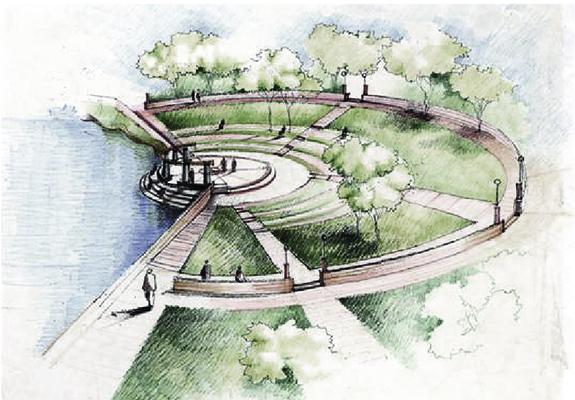 Dhanmondi Lake and Lakeside Area Development