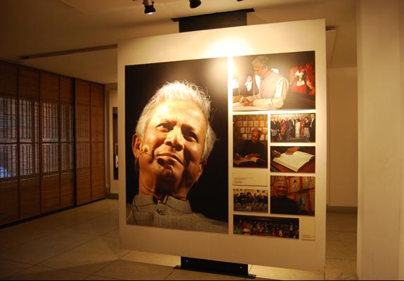 Nobel Gallery