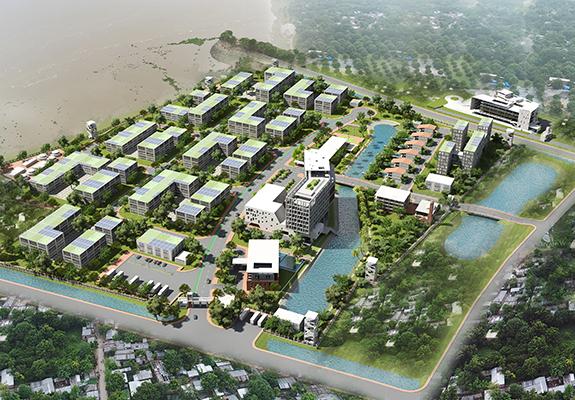 Bangabandhu Shaikh Mujib Hi-Tech Park